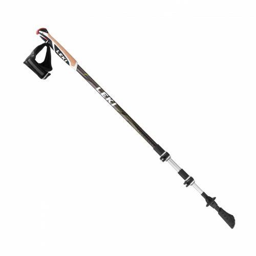 Leki-traveller-alu nordic walking poles pair