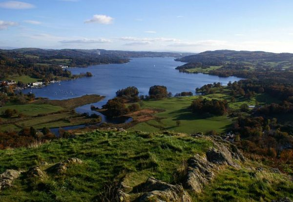 Windermere from Todd Crag