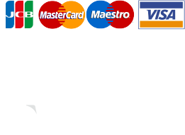 WE ACCEPT ON-LINE SECURE PAYMENTS