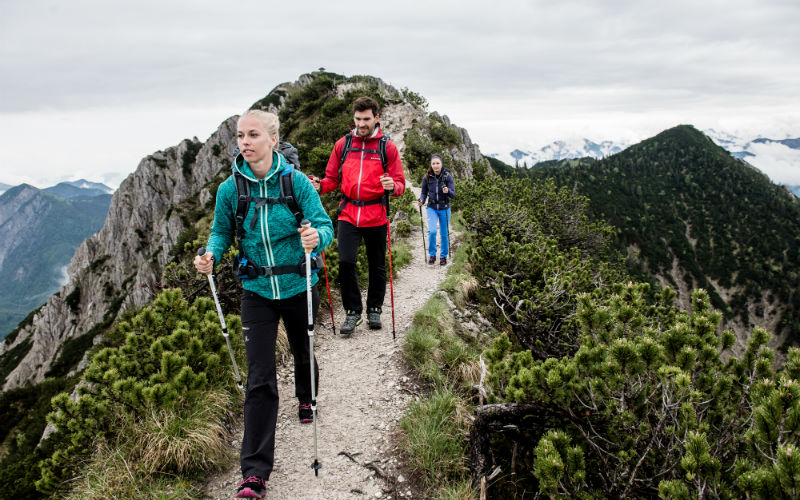 Choosing Ladies Trekking Poles Article